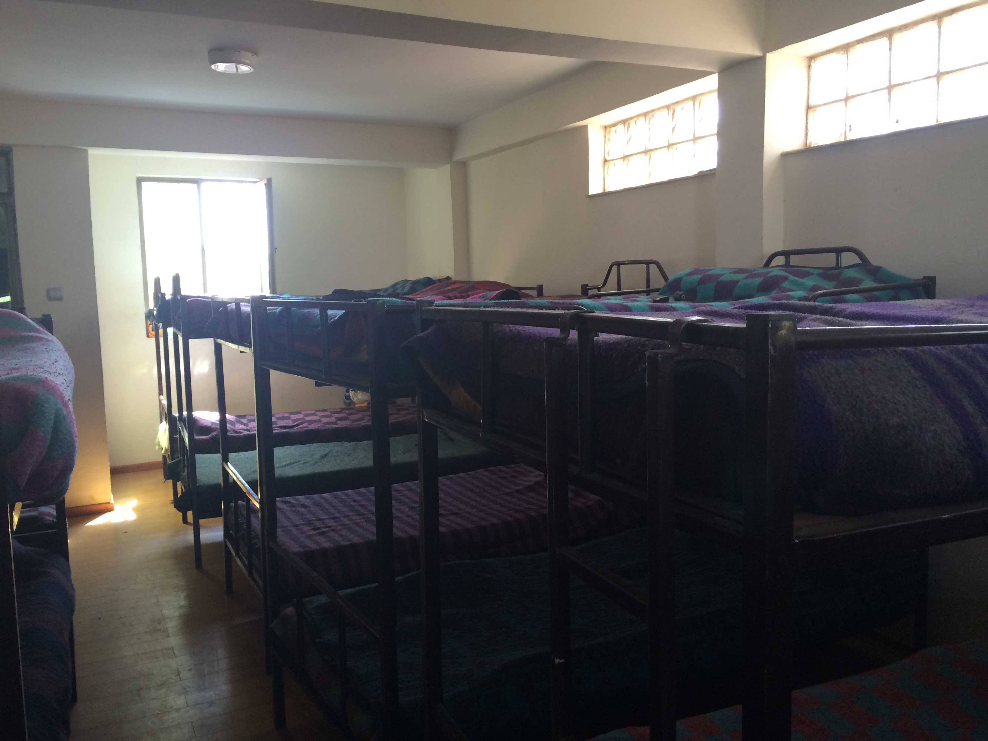 A shelter in Addis Adaba for women who have returned from the Middle East. The Freedom Fund / Audrey Guichon