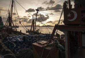 Thai seafood industry
